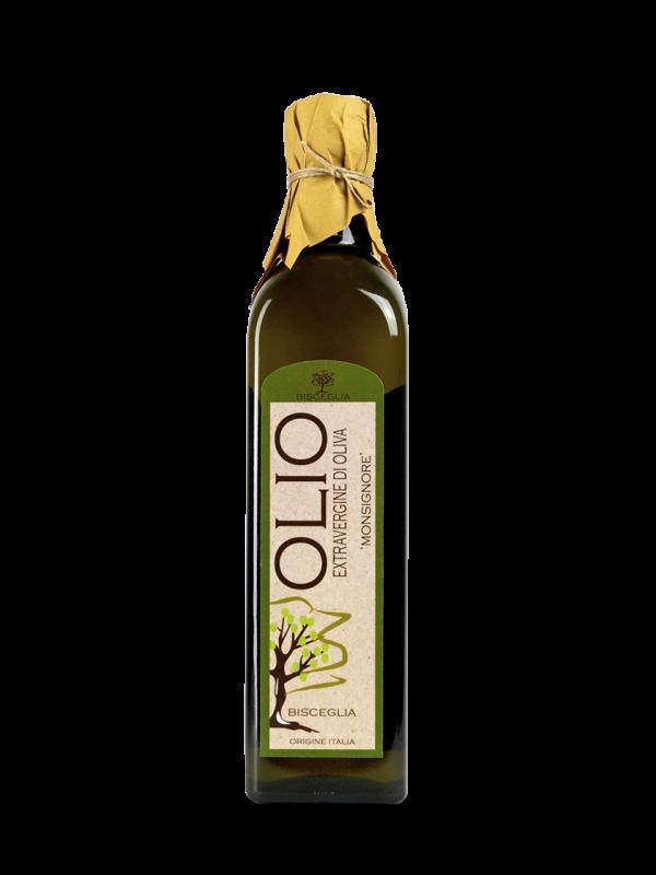 Olio extra vergine di oliva di puglia
